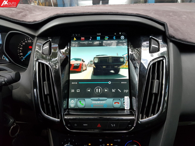 Màn Hình Tesla Xe Ô Tô 4