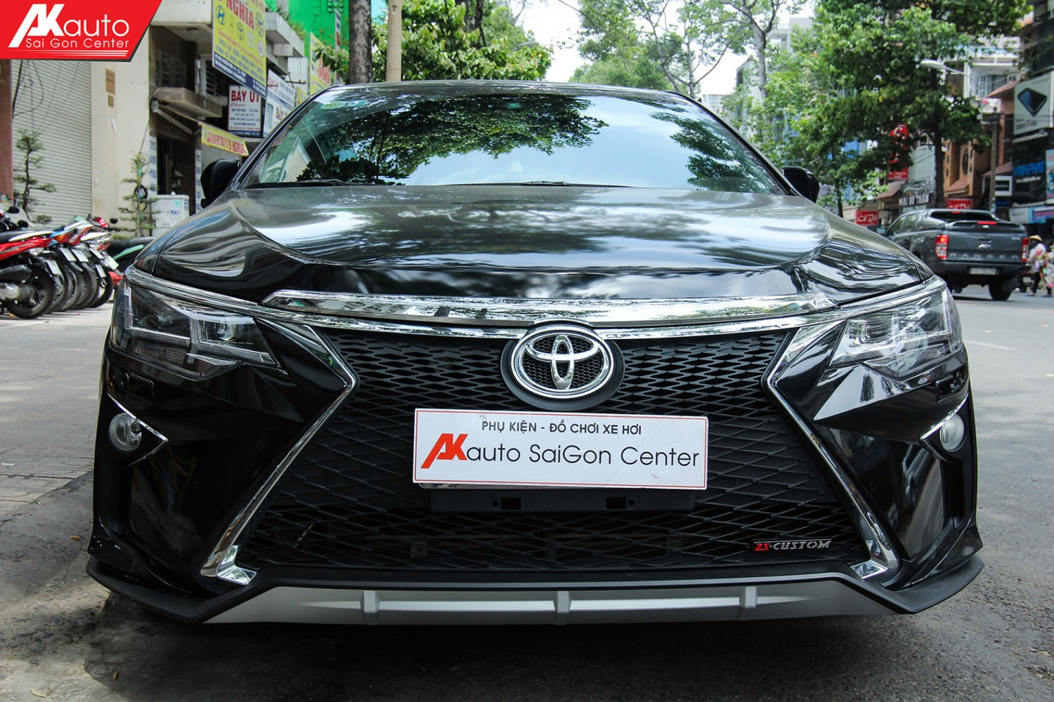do camry thanh lexus