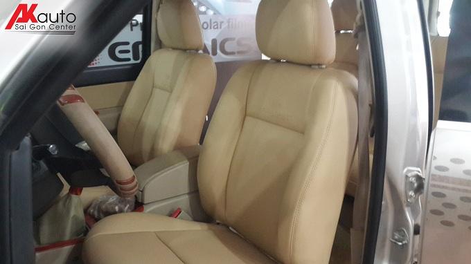 Bọc ghế da ô tô tại nhà có thực sự tốt không?