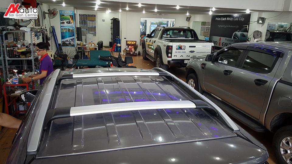 Baga xe ford Ecosport chính hãng 2017