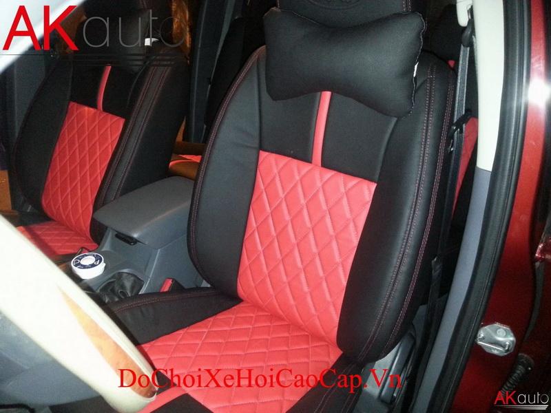 Bọc ghế da xe Ford Ranger