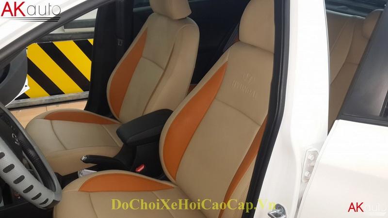Bọc ghế da xe Hyundai I20 Active
