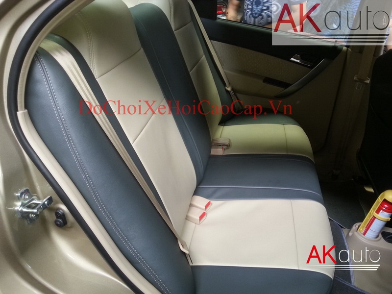 Bọc Nệm Ghế Da Xe Chevrolet AVEO chuyên nghiệp giá rẻ
