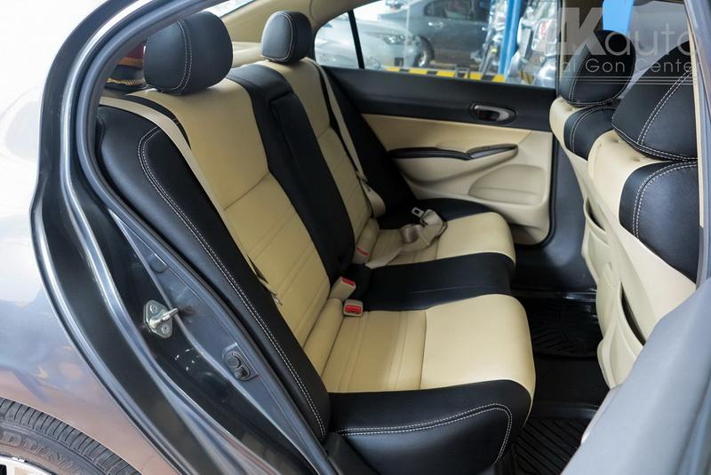 Bọc nệm ghế da xe Honda Civic