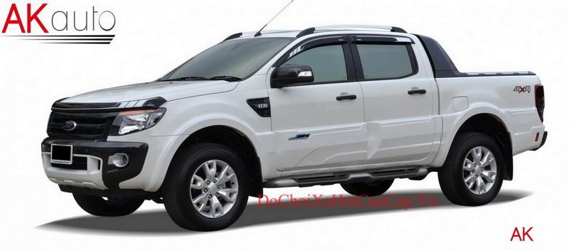 Bodykit Xe Ford Ranger