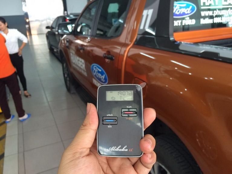 Độ Chìa Khóa Thông Minh Smart Key cho Ô Tô