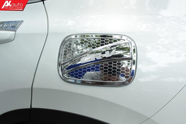 Lắp 5 Món Đồ Chơi Chất Lượng Cho Xe Honda CRV 2018
