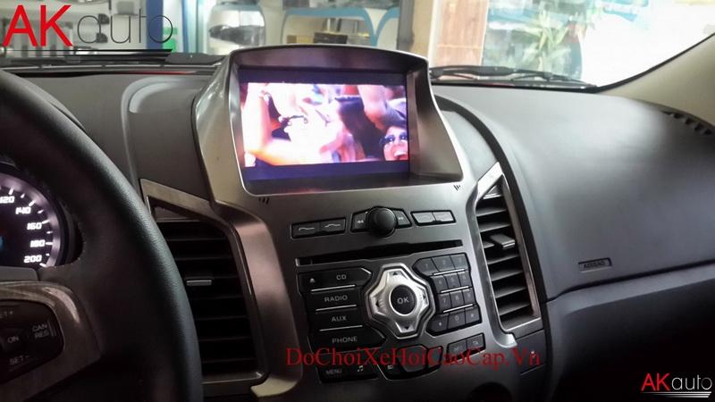Màn Hình DVD Xe Ford Ranger