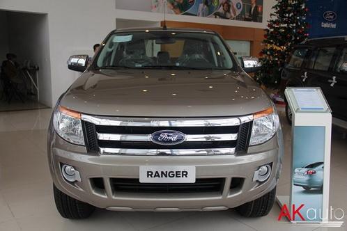 Màu Xe Ford Ranger
