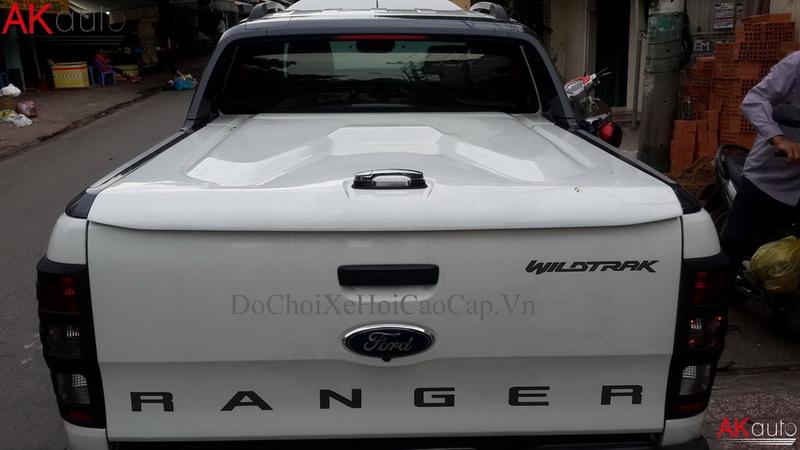 Nắp Thùng Xe Ford Ranger Wildtrak