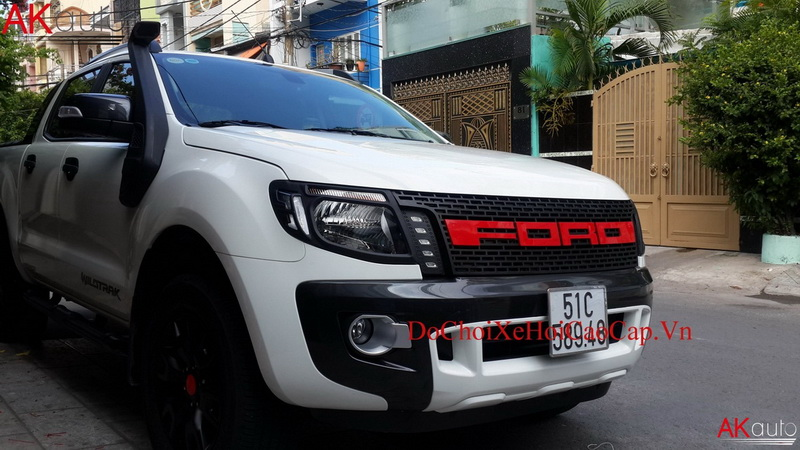Ống Thở Xe Bán Tải Ford Ranger