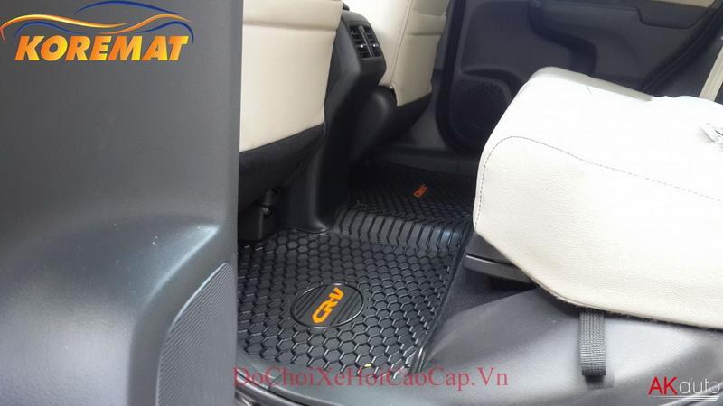 Thảm Lót Chân Sàn Xe Honda CRV